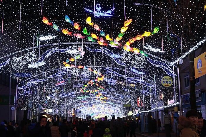 Hwacheon Sancheoneo Ice Festival (2)