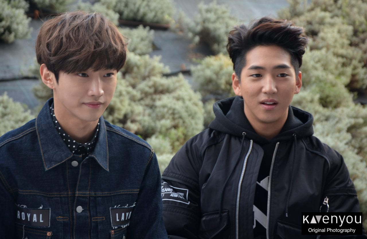 B1A4 interview