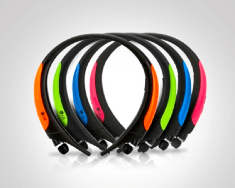 LG sets the tone to a perfect workout with latest release of TONE Active Bluetooth headsets