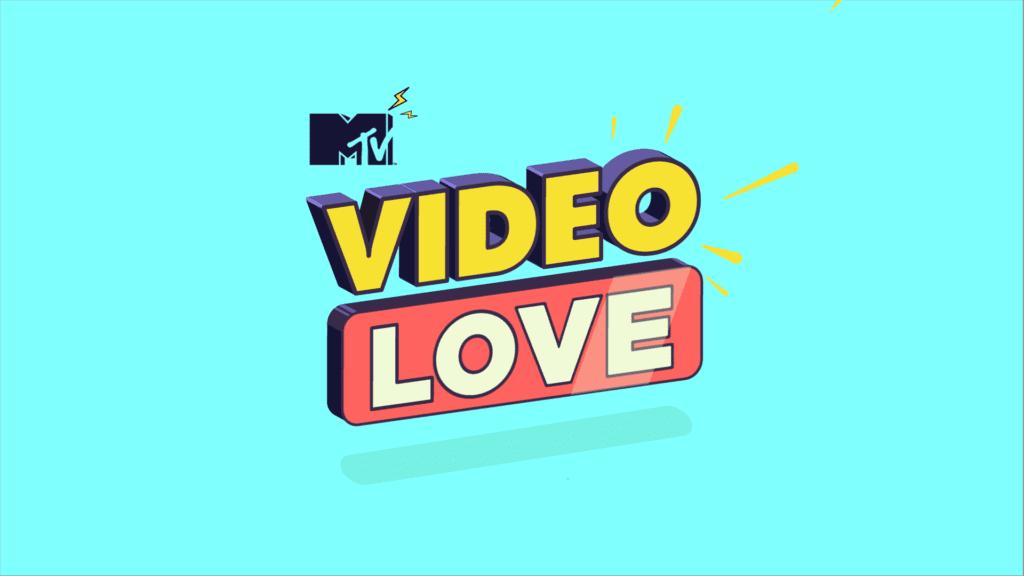 MTV Video Love Logo (Credit - MTV Asia)
