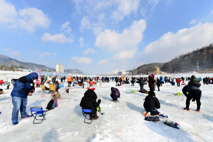 Pyeonchang Trout Festival (1)