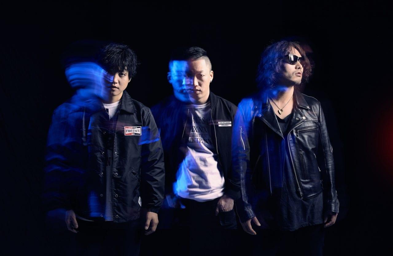 Korean rock group Galaxy Express