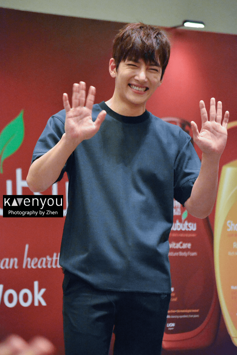 [COVERAGE] Ji Chang Wook Swoons Fans at Shokubutsu Fan Meetings