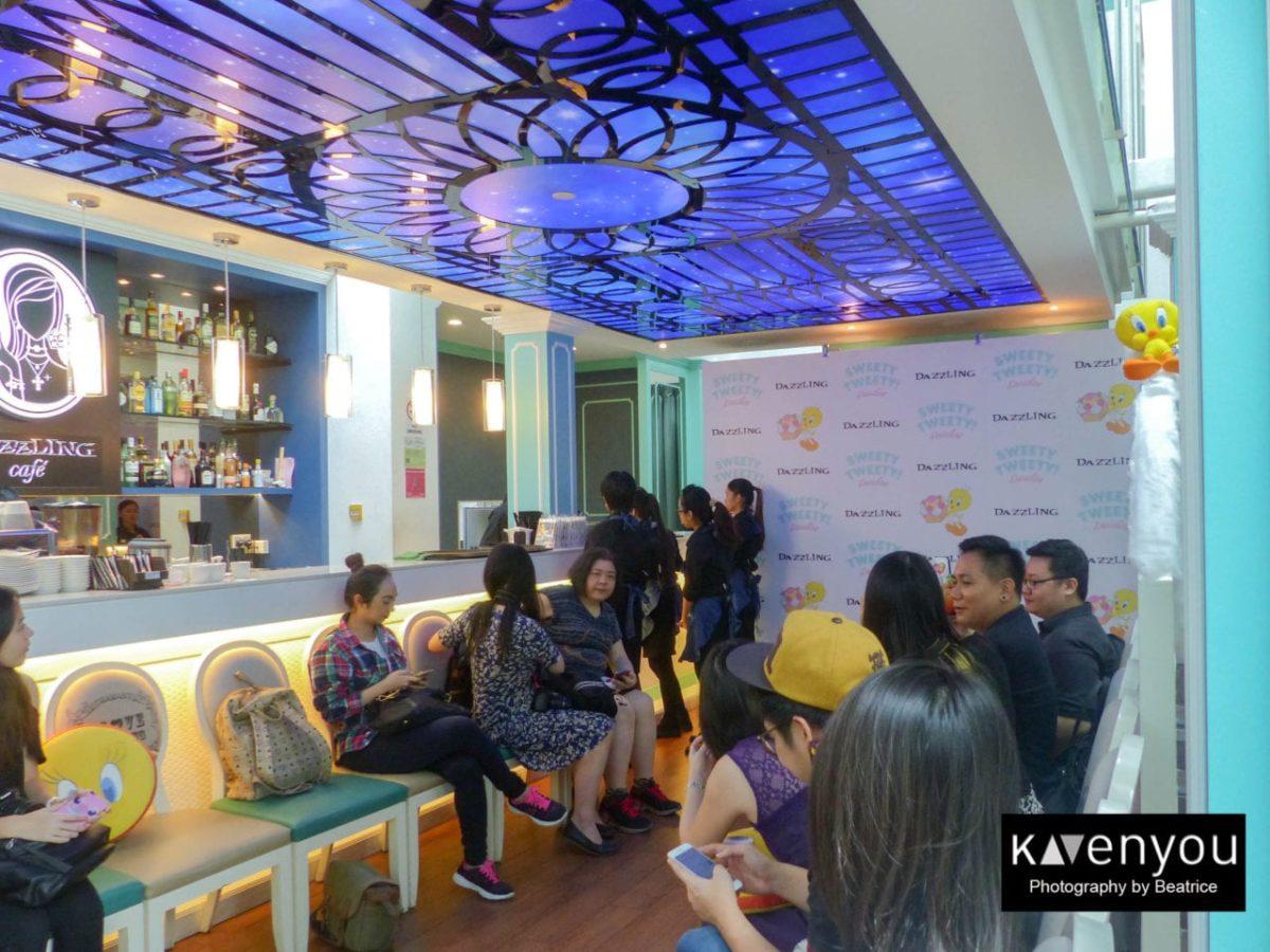 [Foodie Friday] New Tweety Menu Served at Dazzling Cafe Singapore