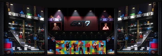 GOT7 K-Live hologram