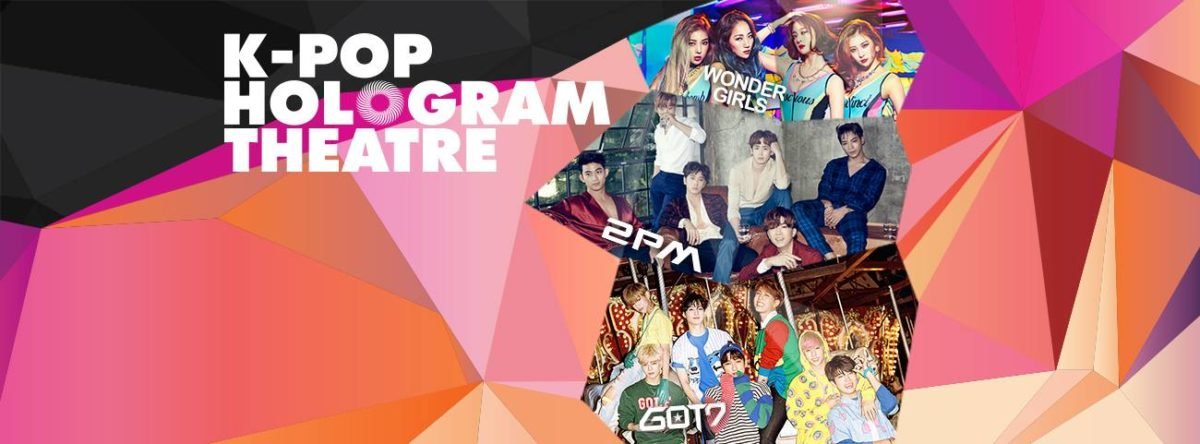 K-live brings Hologram Magic to Singapore for the 1st time + Catch GOT7 LIVE!