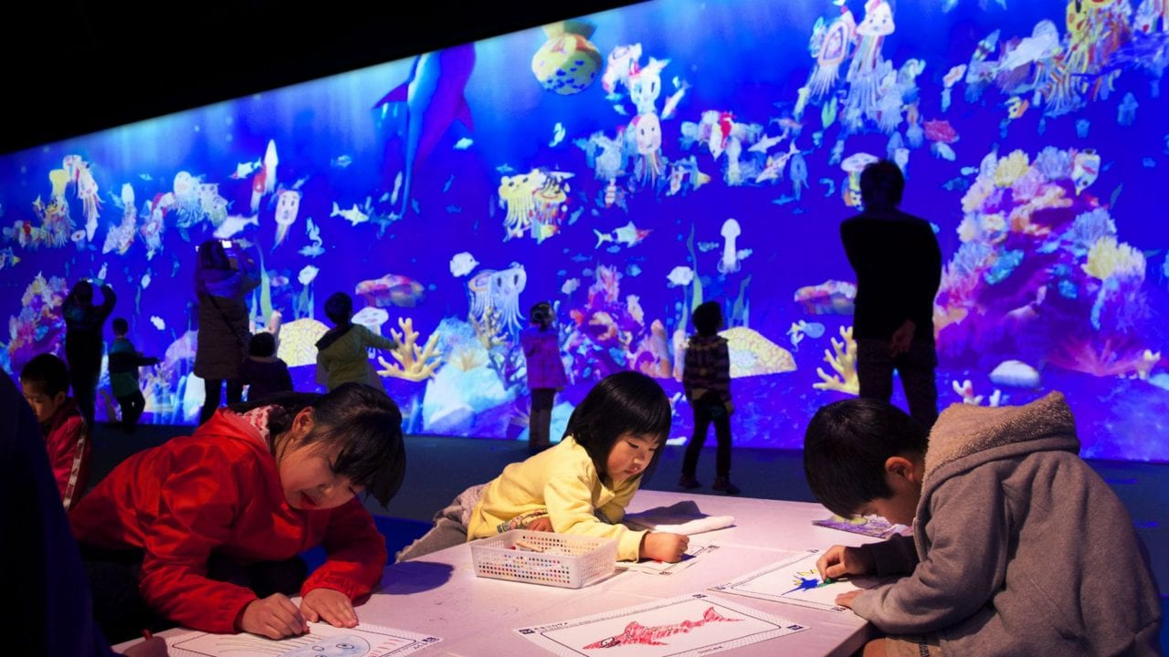 Sketch-Aquarium