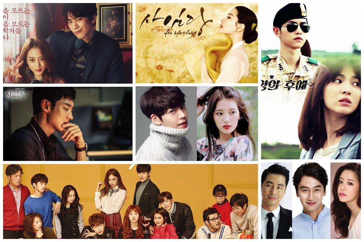 [Paparazzi Corner] K-Dramas To Watch! (1st Quarter of 2016 Edition)