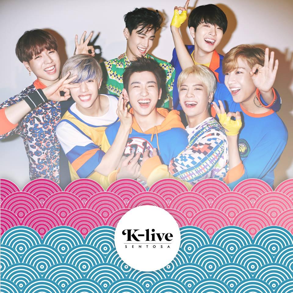 k-live got7