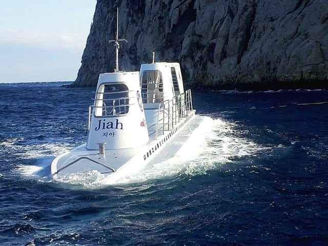 Seogwipo Submarine (2)