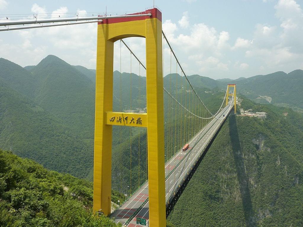 Sidu_Bridge-china