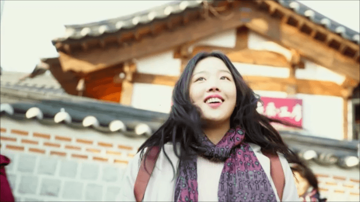 Watch What Happens When a Girl Dates the Most Romantic City, Seoul!