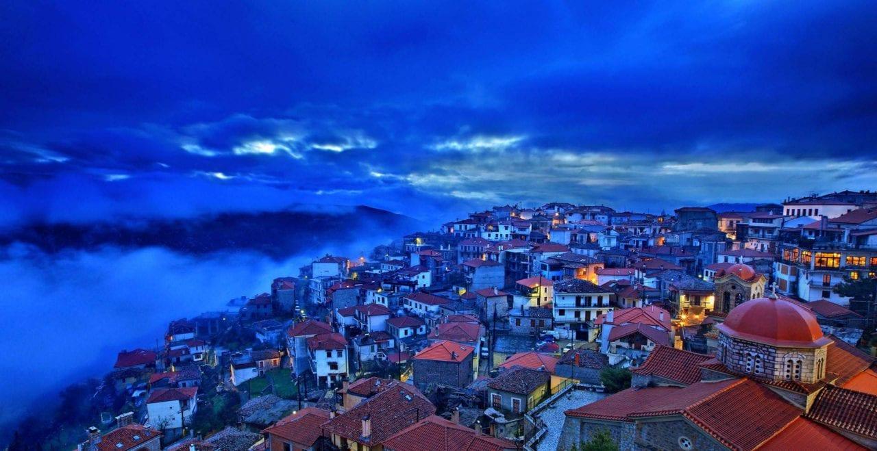 arachova-greece