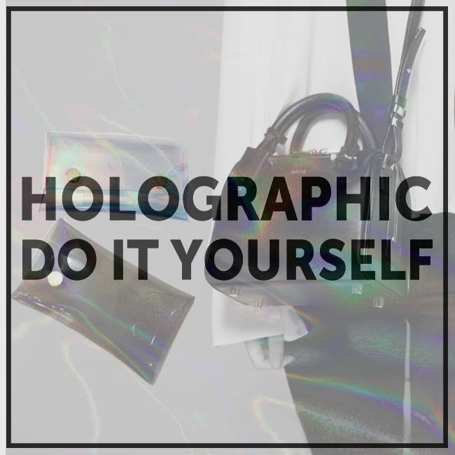 [Swag Check] Get Holographic with Moldir SS16 Vinyl Collection!