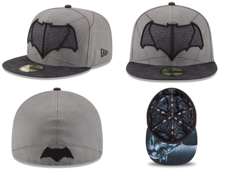 f Batman v Superman Dawn of Justice Character Armor 59Fifty Fitted Hat  Collection by New Era - 8a438ecc405