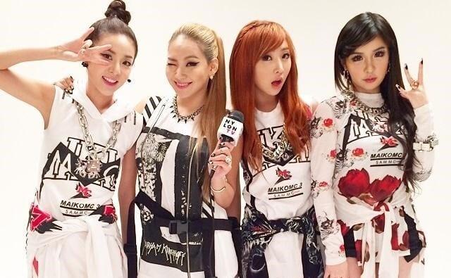 Image Credits: YG Entertainment
