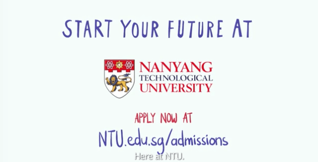 Why study abroad when you can experience Singapore's own NTU