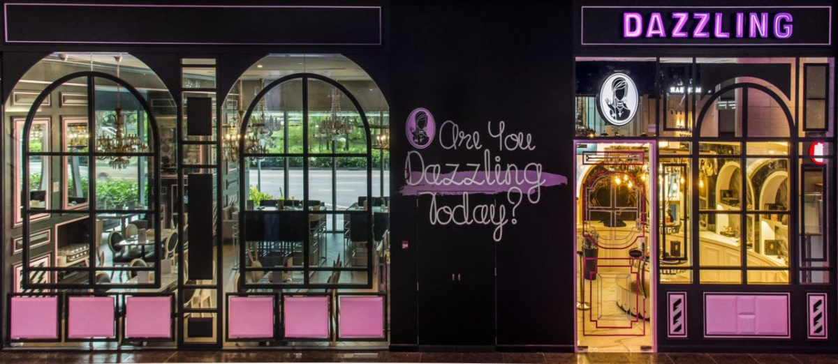 [Foodie Friday] Dazzling Cafe Pink Opens at Orchard Gateway!