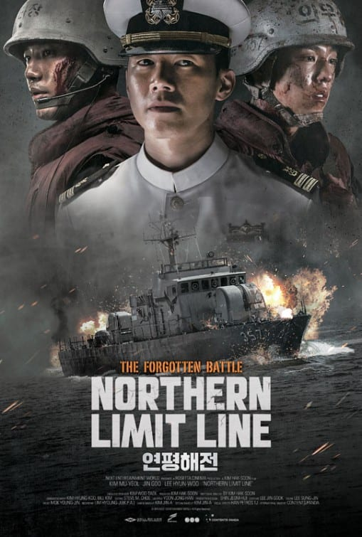 (Image Credits: Northern Limit Line Official Movie Poster)