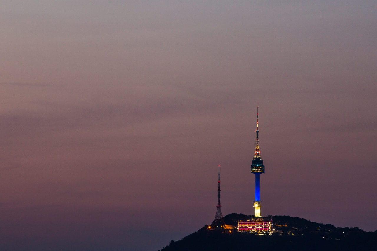 N Seoul Tower (1)