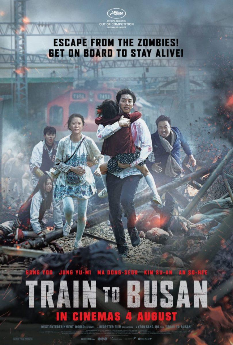 Train to Busan starring Gong Yoo, Jung Yu Mi in Singapore cinemas