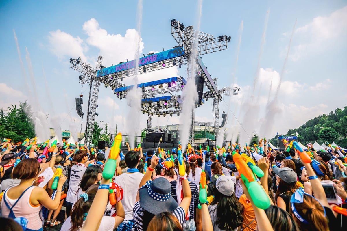 [Wanderlust Wednesday] DJ Kill The Noise & Top Korean Hip-hop Artists to Headline Water Bomb Festival 2016
