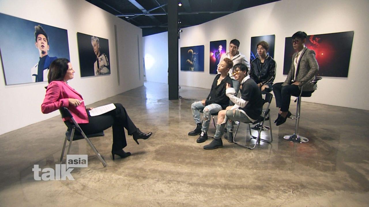 CNN's Paula Hancocks interviews Big Bang in Seoul