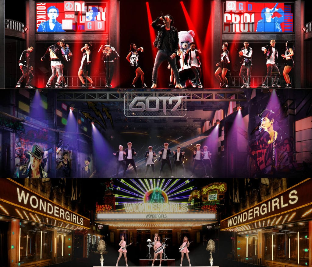 [Wanderlust Wednesday] Exclusive: New combo tickets to K-Live Hologram Concert & Grevin Wax Museum are on sale now at only 19 USD!