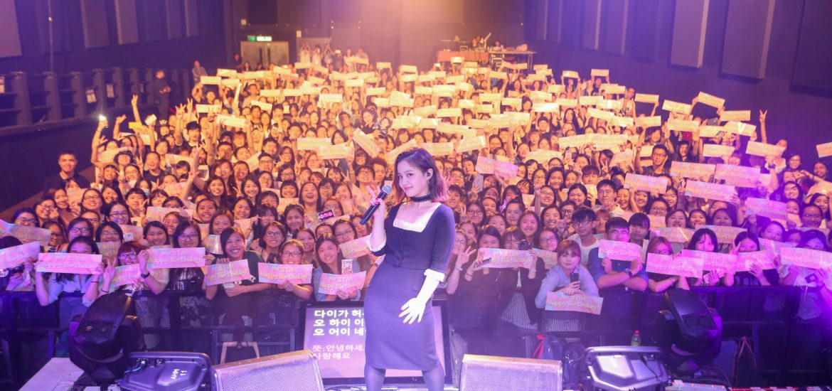 seoulite lee hi hong kong showcase