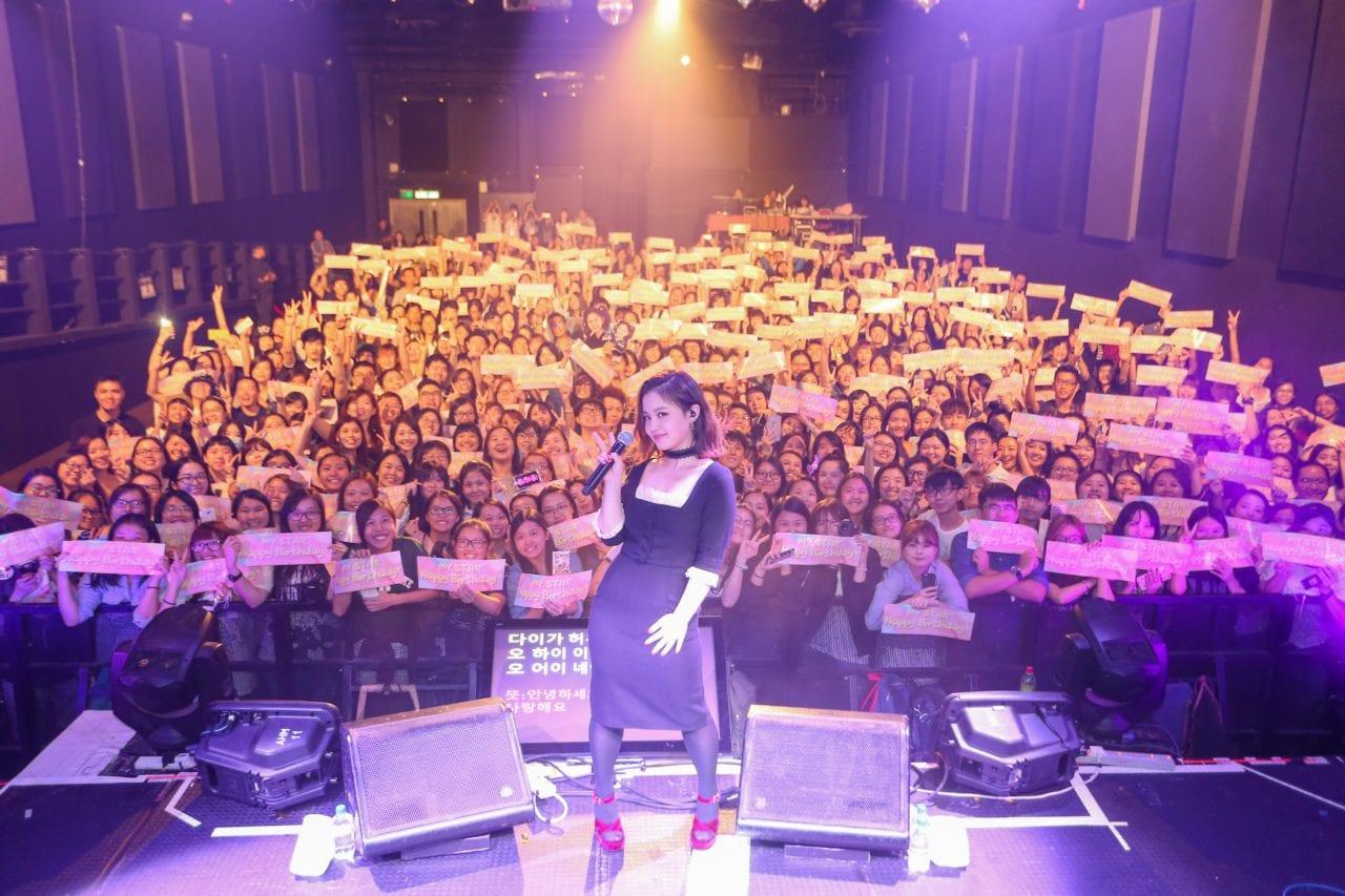 seoulite lee hi hong kong showcase