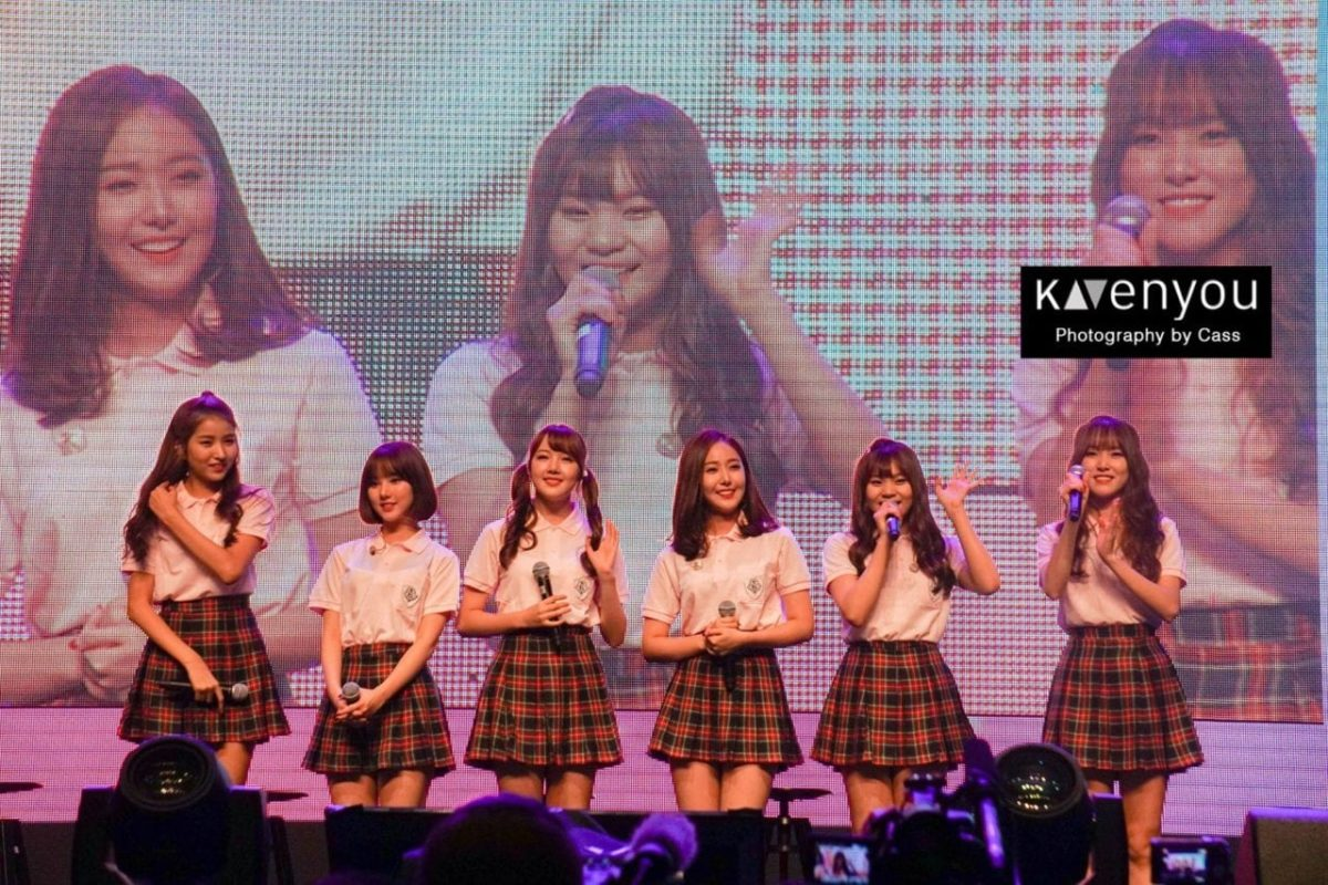 [COVERAGE] GFriend Impresses Buddies with First Ever Singapore Showcase