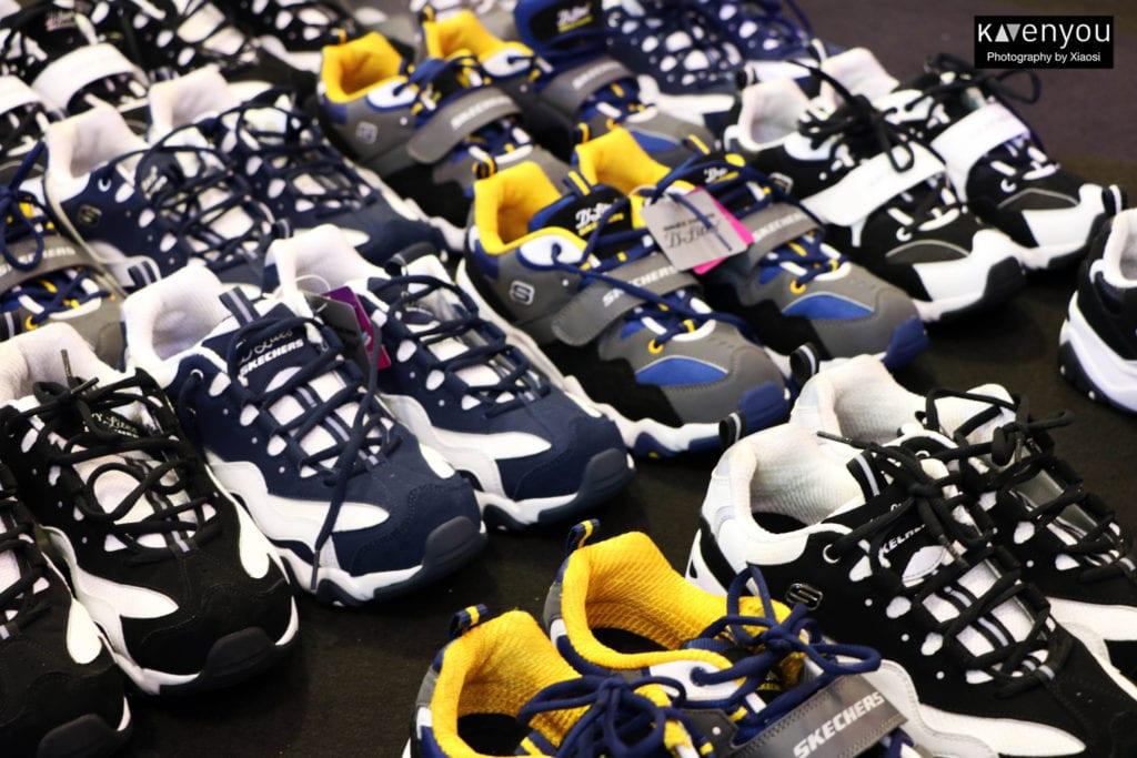 EXO Skechers D'Lites 2