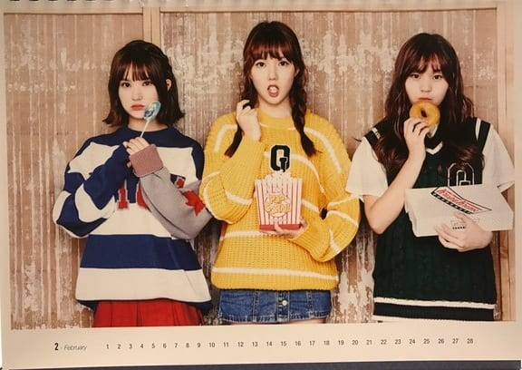 GFriend Seasons Greetings 2017-05