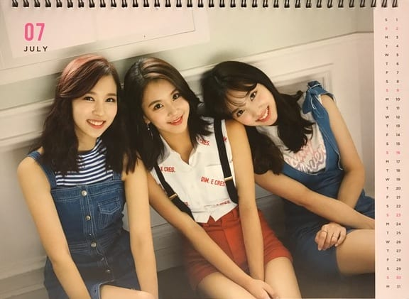 Twice Season's Greetings 2017-07