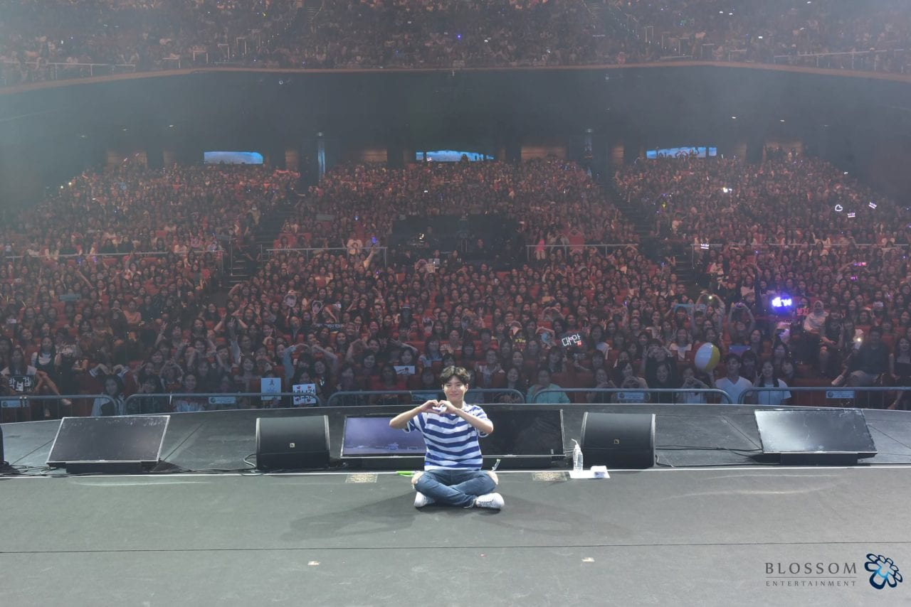 [COVERAGE] Top 3 Moments from Park Bo Gum's Fanmeeting in Singapore