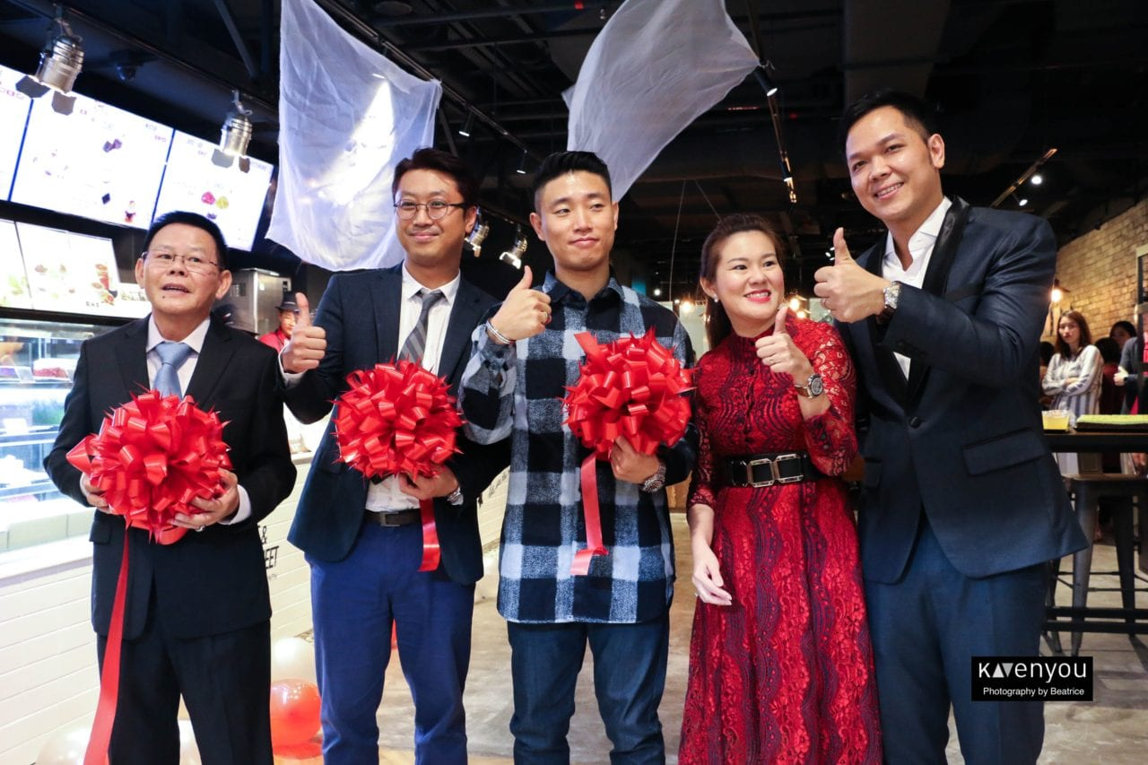 [COVERAGE] Gary Graces Dal.komm Coffee For Official Opening
