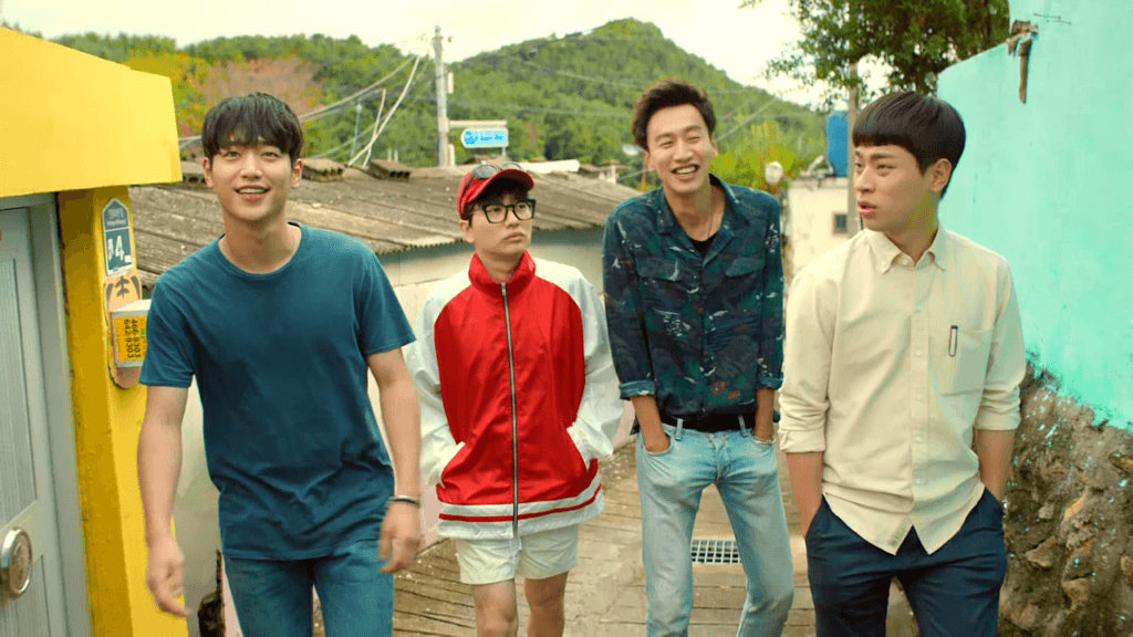 "Casts of ""Entourage"" reveals on Korean actors lifestyle in drama"