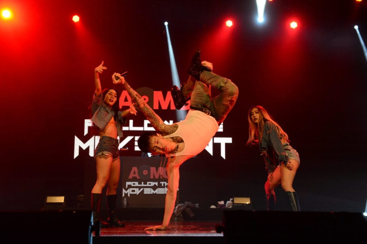 [COVERAGE] AOMG Follow The Movement Concert in Singapore