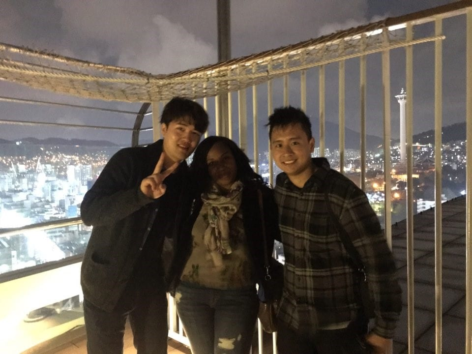 mytm-The rooftop park in Lotte