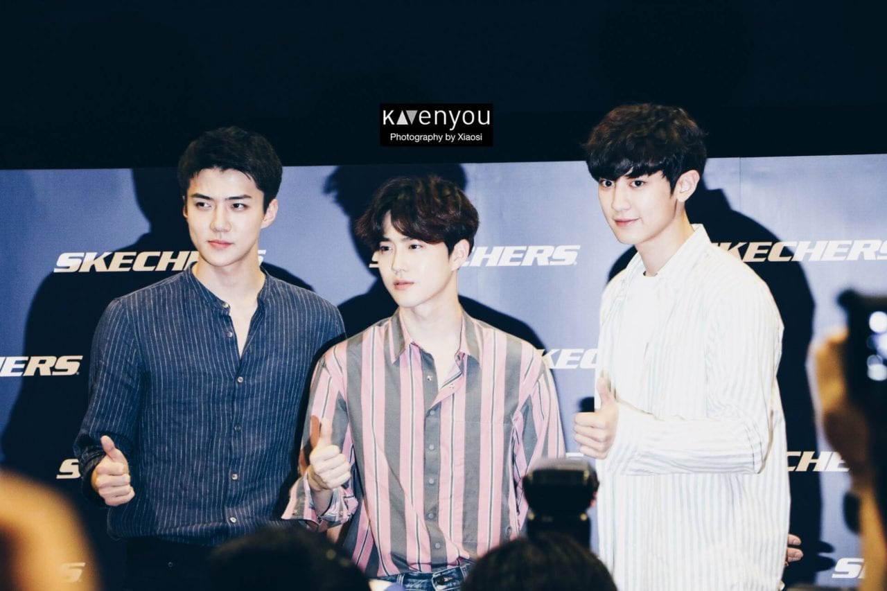 [COVERAGE] EXO steals hearts at Skechers K-pop Dance Competition