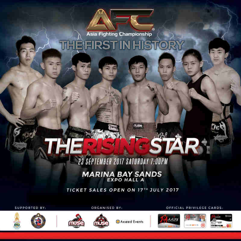[EVENT] 2 Korean fighters to look out for at the Asian Fighting Championship 2017