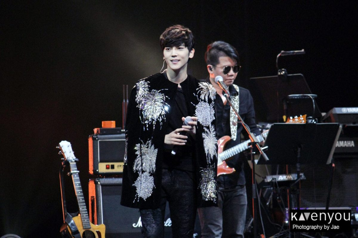 """[COVERAGE] 畢書盡 Bii With You LIVE in Singapore"""""""