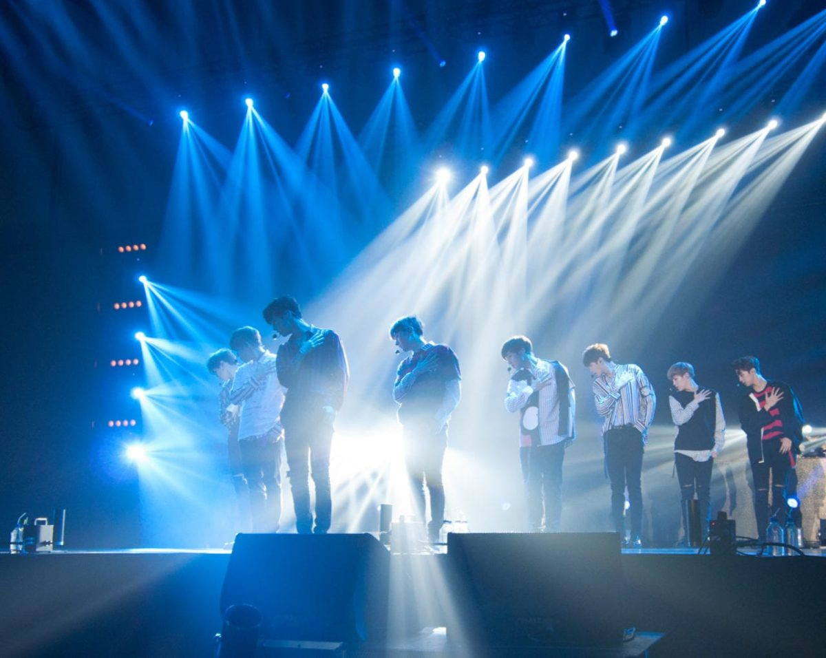 [COVERAGE] WANNA ONE successfully ended their Fan Meeting in Singapore!
