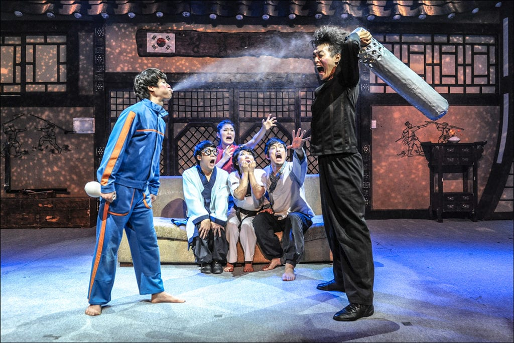 [INTERVIEW] JUMP Behind The Scenes of Comedy and Martial Arts!