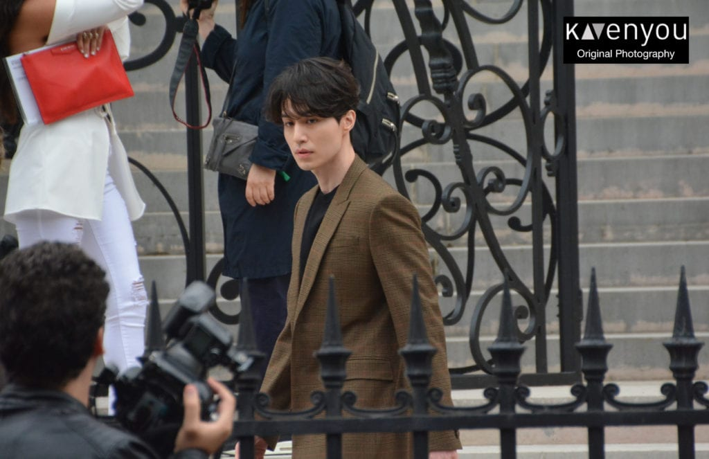 "Lee Dong Wook dresses to impress in Paris (and other ""Fashion Week"" looks)"