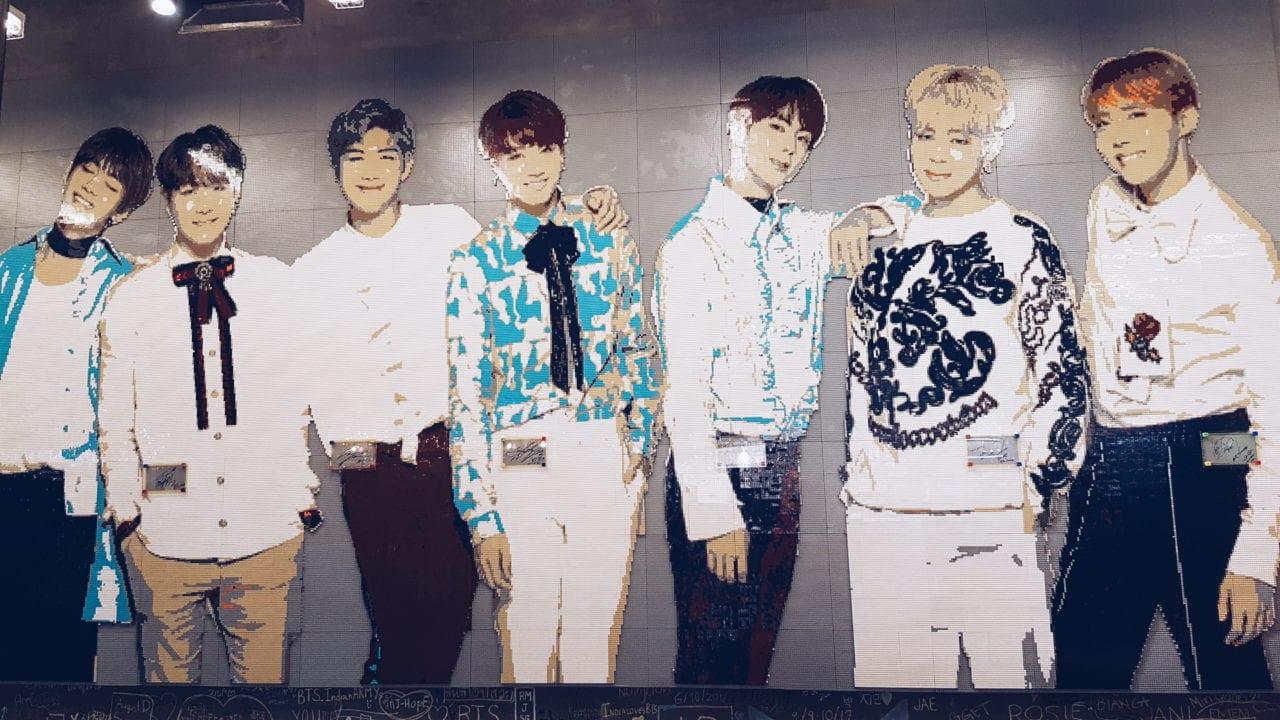 BTS Brick Cafe