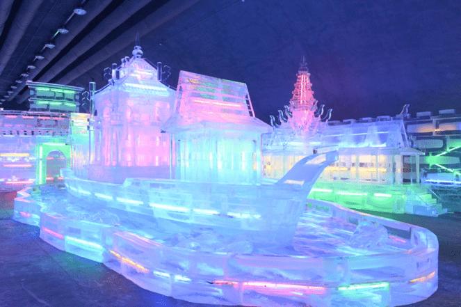 [TRAVEL] Hwacheon Sancheono Ice Festival (화천산천어축제)