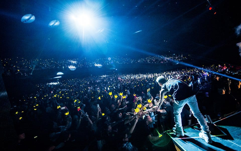 [COVERAGE] Taeyang Hopes To Be Back With Big Bang: 'White Night' in Singapore