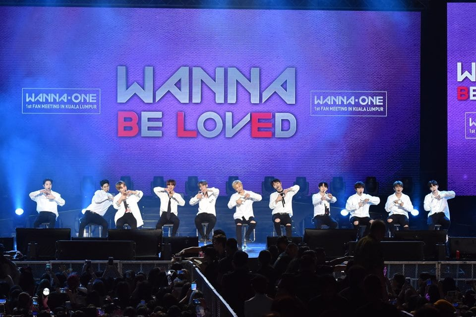 [COVERAGE] An Unforgettable Night at WANNA ONE 1st Fan Meeting in Kuala Lumpur
