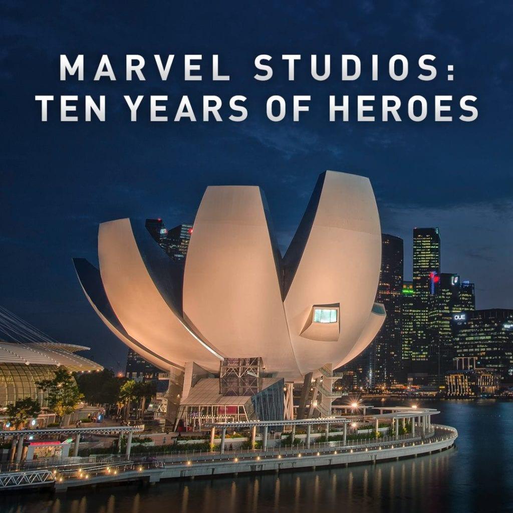 Marvel Studios Ten Years Of Heroes
